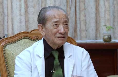 Người thầy thuốc với cây kim kỳ diệu (GS Nguyễn Tài Thu) – BS Nguyễn Đức Kiệt